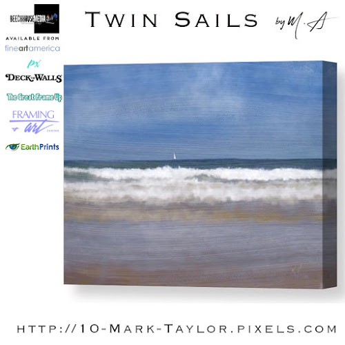 Twin Sails By Mark Taylor