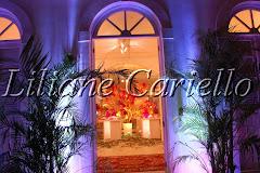 Fotos de decoração de casamento de Casamento Michelle e Márcio no Espaço Horto da decoradora e cerimonialista de casamento Liliane Cariello que atua no Rio de Janeiro e Niterói, RJ.