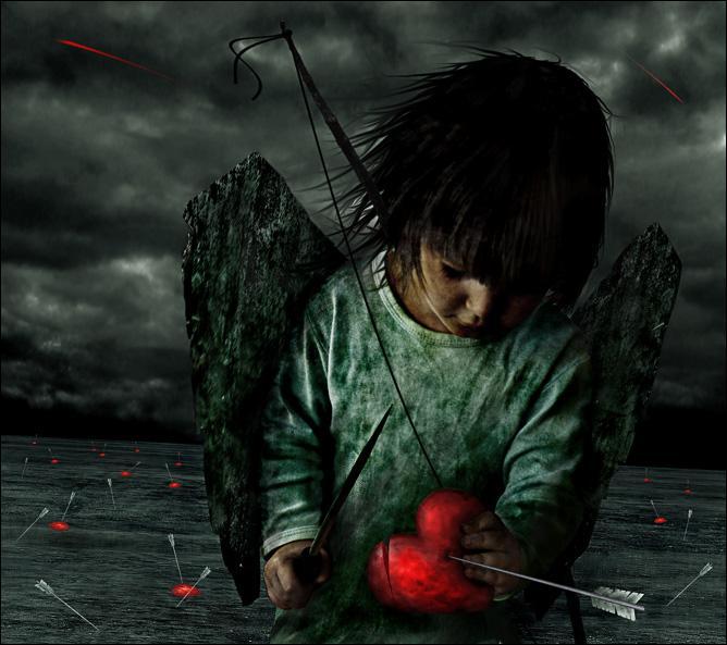 Angel Heart Is Broken, Angels 5