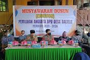 Dinilai Janggal, Warga Desa Balielo Desak Pemilihan Anggota BPD Diulang