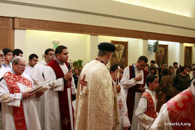 Rites of receiving Fr. Cyril Gorgy - _MG_0930.JPG