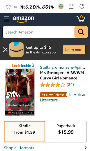 *•.¸(*•.¸🔥🔥🔥🔥Mr. Stranger was Amazon #1 New Release for 30days!!!🔥🔥🔥¸.•*)¸.•*´