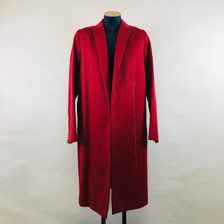 Reed Krakoff Runway Overcoat