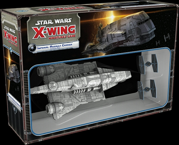 Imperial Assault Carrier X-Wing