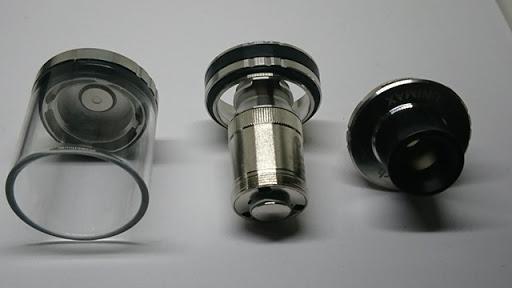 DSC 1839 thumb%25255B2%25255D - 【MOD】初心者御用達「Joyetech UNIMAX 25スターターキット」レビュー。大容量3000mAhでビギナーに最適な25mm MOD。