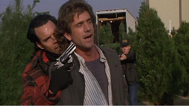 25 days of christmas lethal weapon - Lethal Weapon Christmas