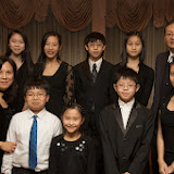 Harvest Youth Philharmonic Orchestra group picture. 2013-02-10 青年愛樂樂團表演3