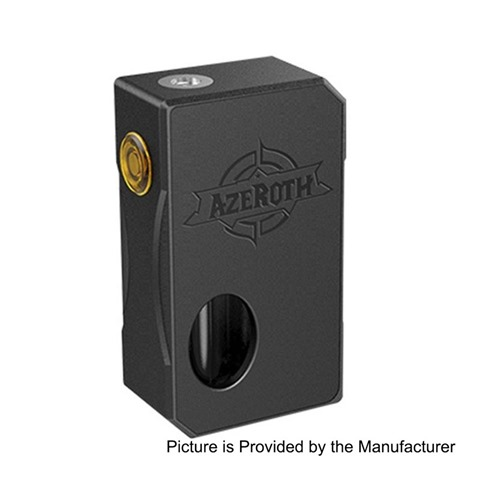 authentic-coilart-azeroth-squonk-mechanical-box-mod-black-aluminum-7ml-1-x-18650-20700-21700