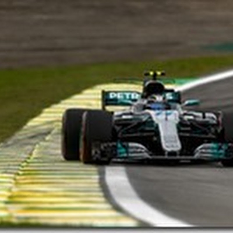 GP del Brasile: Bottas in pole. Hamilton a muro