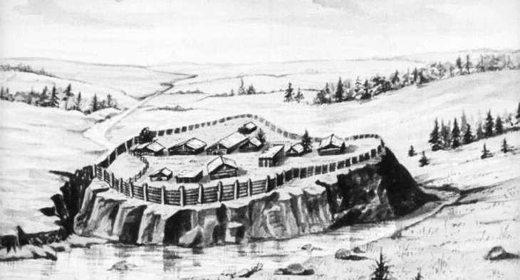 древние города на Руси