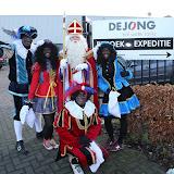De Jong hot water tanks Sinterklaas feest
