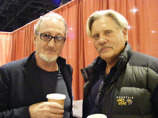 With my co-star from INKUBUS the great William Forsythe.