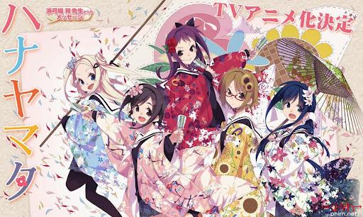 24hphim.net hanayamata cover Hanayamata