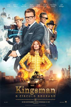 Kingsman – O Círculo Dourado (Torrent)