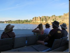 170529 055 Fitzroy Crossing Geikie Gorge NP Boat Trip