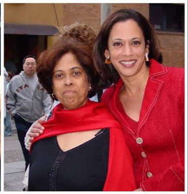 Us Vice President-elect Kamala Harris credits her mother for being a great influence in her life