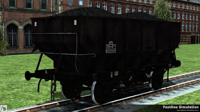 dia. 1/146 HTV 21T Coal Hoppers