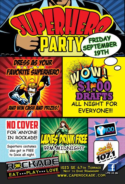 Rockade Superhero Party 4x6 SEP2014
