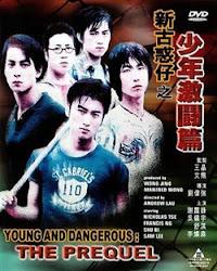Young and Dangerous 11 - Thiếu niên trần hạo nam
