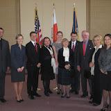 Honorowy Konsulat Rzeczpospolitej Polski w Atlancie, oficjalne otwarcie 3.31.2011 przez ambasadora R - IMG_7534.JPG