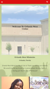 Download Orlando West Ministries For PC Windows and Mac apk screenshot 1