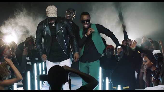 VIDEO | Ommy Dimpoz X Nandy X Khaligraph Jones X Redsun – Kata Remix| Download New Song