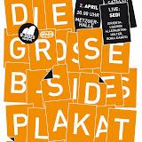 Die grosse B-SIDES Plakatschau 2008