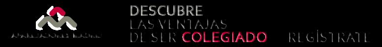 Ver Información sobre colegiación en APAREJADORESMADRID en una NUEVA VENTANA