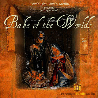 Babe of the Worlds Audio Drama Cover Artwork