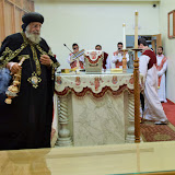 His Holiness Pope Tawadros II visit to St. Mark LA - DSC_0212.JPG