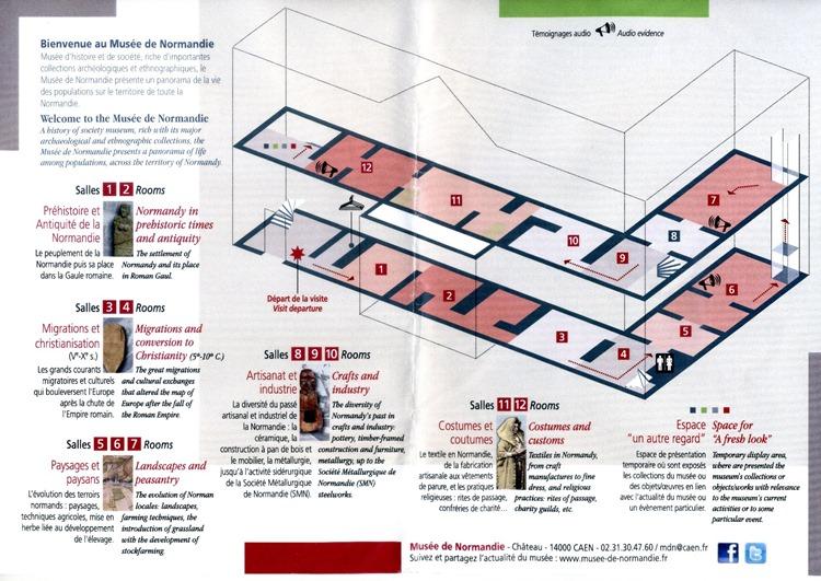 plan musée