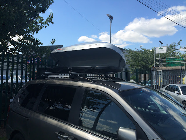 Kamei Roof Box Ukcampsite Co Uk Camping And Caravanning