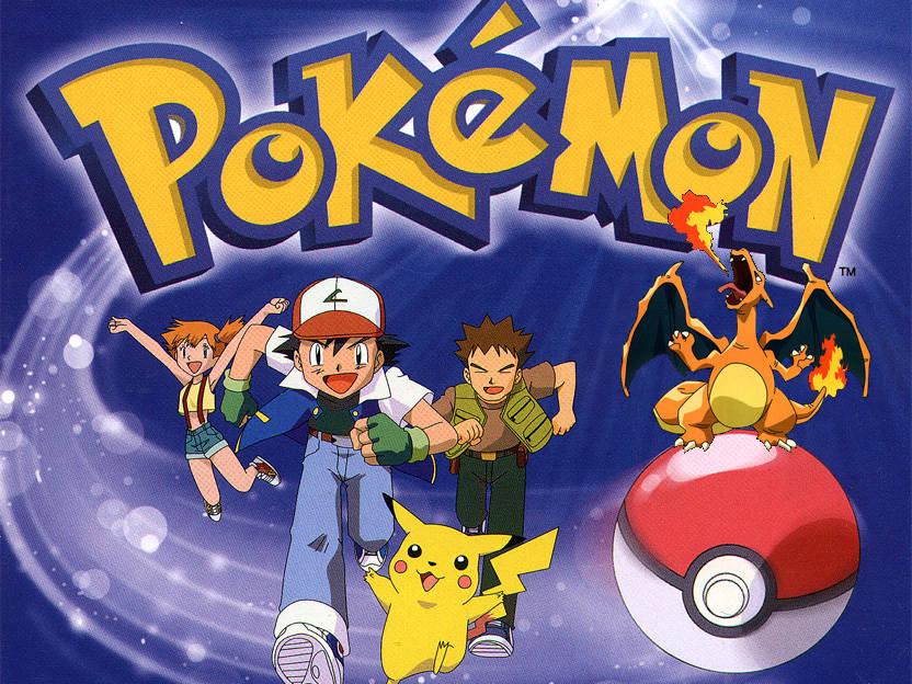Primeiros personagens de Pokémon