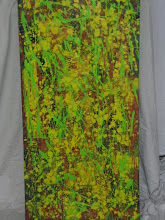 Photo: Winter Wattle Oil 50cmx90cm $175