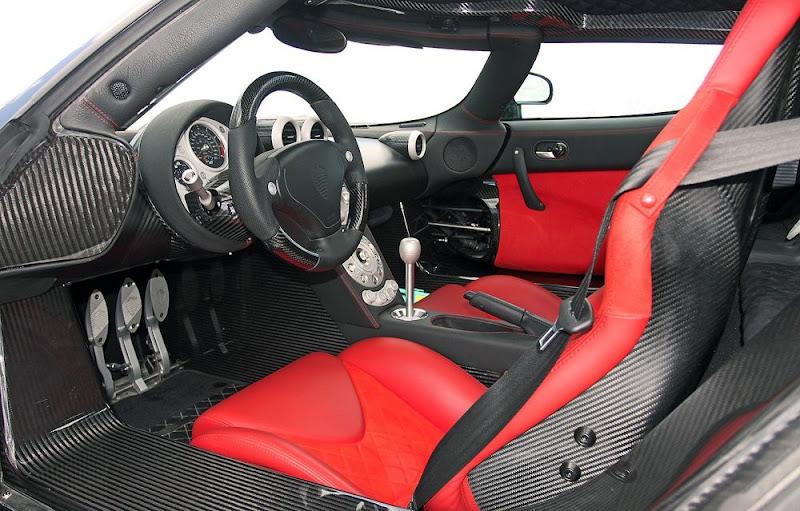 Koenigsegg CCXR Trevita Interior Looks