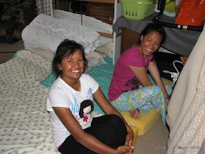 Photo: Shantil et Dhoma a Vedrin, Juillet 2010