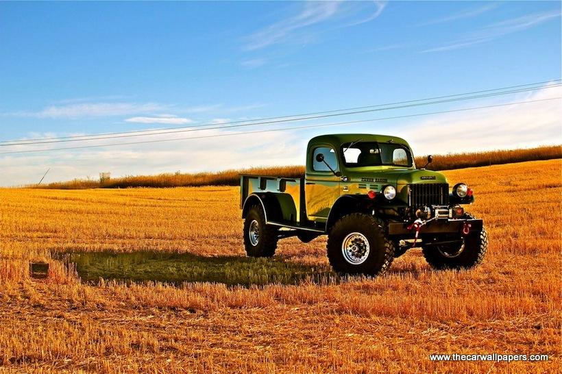 Dodge Power Wagon by Legacy Classic Trucks