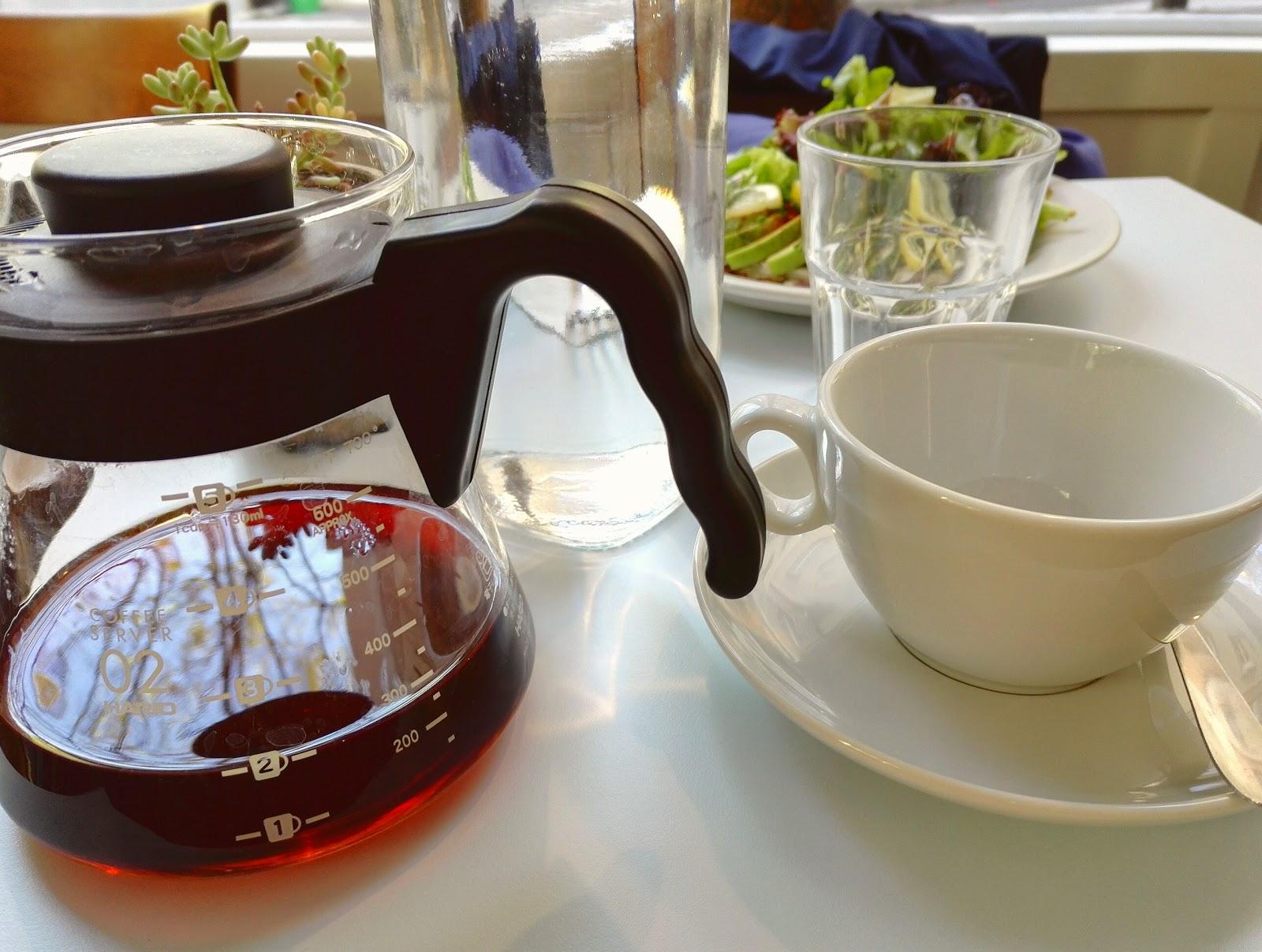 Les Tasters: Passager, restaurant et café