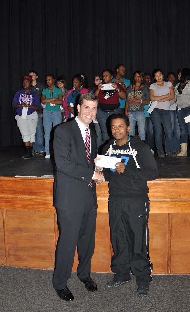 Southwest Arkansas Preparatory Academy Award Letters Hope High School Spring 2012 - DSC_0073.JPG