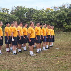 10th Annual Sea Cadet Challenge - 2013