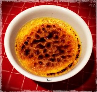 Crème brûlée di Michel Paquier