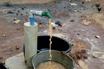 Kwara State Governor, Abdulfatah Ahmed commission a fraudulent N7 billion naira dirty, poisoned water project in ilorin