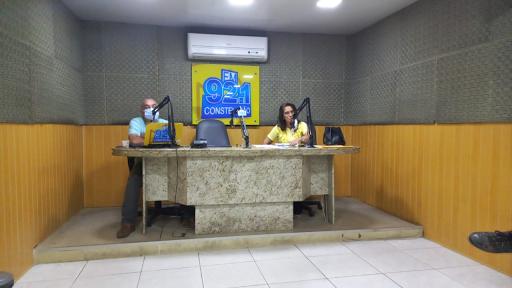 Em entrevista, Secretária de Assistência Social de Cuitegi (PB) diz que está preparada para ir à Câmara e anuncia distribuição de peixes na Semana Santa
