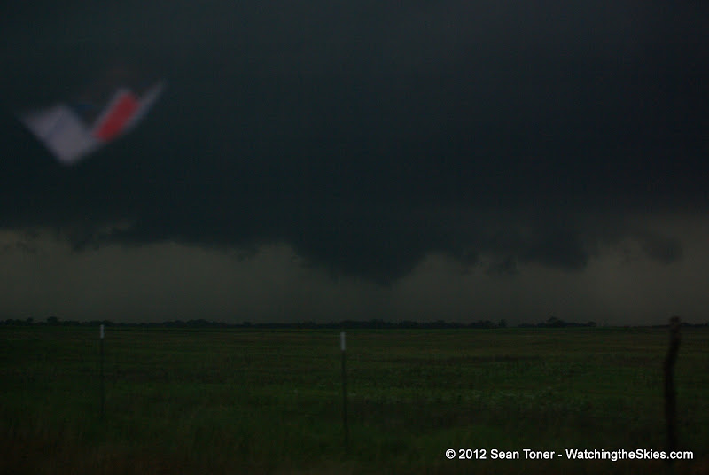 04-14-12 Oklahoma & Kansas Storm Chase - High Risk - IMGP4685.JPG
