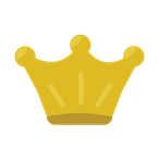 2Crown svg icon (2)-without round