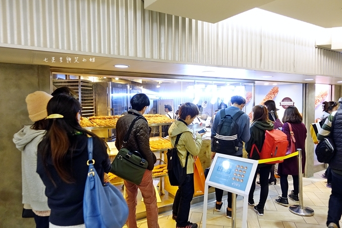 1 ZAKUZAKU 棒棒泡芙 日本人氣甜點 東京必吃
