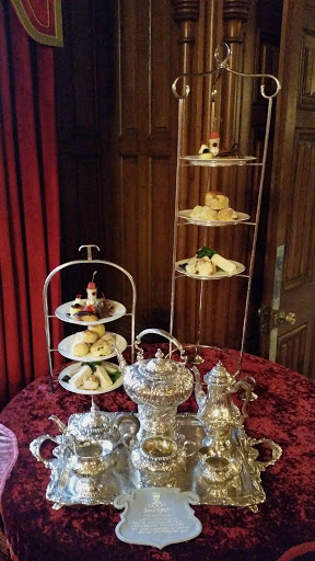 Ashford Castle Afternoon Tea. Ireland for Foodies. From Ireland Family Vacations