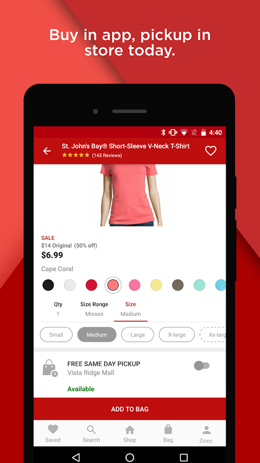 jcpenney android app