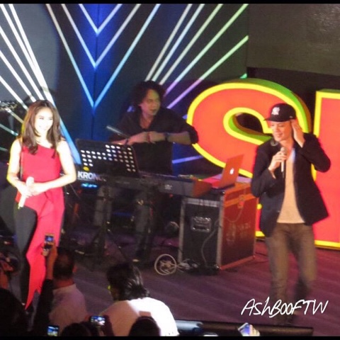 Sarah geronimo and bamboo dating