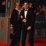 OIC - ENTSIMAGES.COM - Mark Ruffalo and Sunrise Coigney at the  EE British Academy Film Awards 2016 Royal Opera House, Covent Garden, London 14th February 2016 (BAFTAs)Photo Mobis Photos/OIC 0203 174 1069